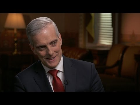 Chief of Staff Denis McDonough on Obama farewell speech