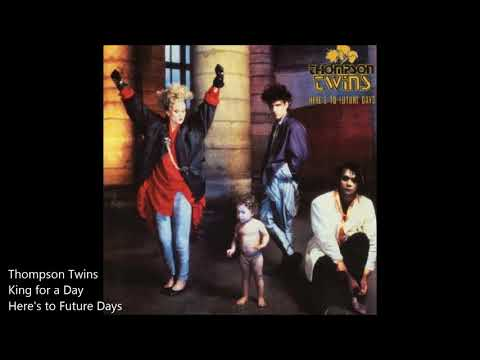 Thompson Twins - King for a Day mp3