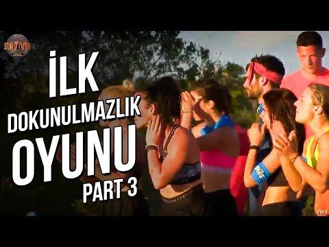 Dokunulmazlık Oyunu 3.Part | 1.Bölüm | Survivor Türkiye