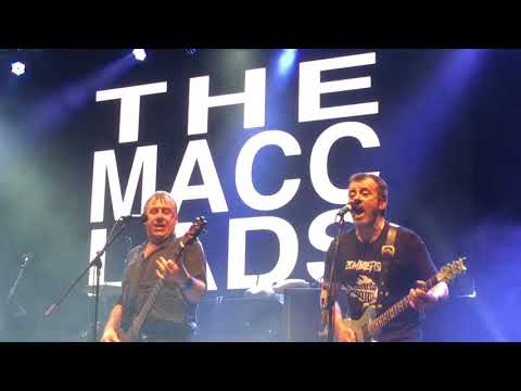 The Macc Lads - Sweaty Betty - Rebellion, Winter Gardens, Blackpool on Friday 3rd August 2018