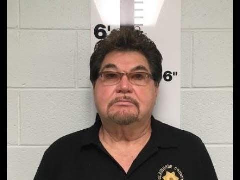 Claiborne County sheriff David Ray arrested