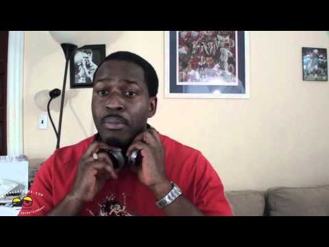 NoiseHush NX26 HD Stereo Headphones Review & Giveaway 1.wmv
