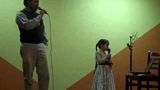 Amruta Turlapati --- Maate Mantramu (duet) - BATA Karaoke - May 14, 2010