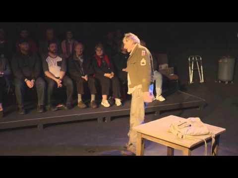 Arkansas Repertory Theatre's Production of An Iliad - Part II