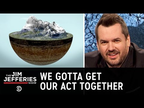 How Do You Get People to Act on Climate Change? - The Jim Jefferies Show