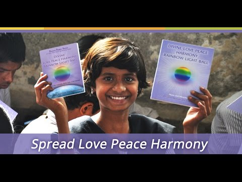 Love Peace and Harmony | How to Heal the World |  Peace and Love Songs | Change the World
