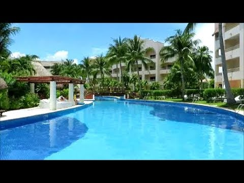 Excellence Riviera Cancun, Riviera Maya, Mexico - YouTube