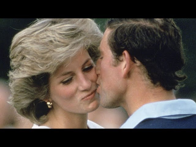 The Unhappy Royal Couple - Charles and Diana's Loveless Marriage