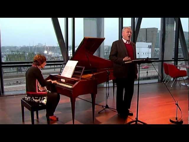 Klaus Mertens and Tini Mathot - Rückert & Schubert/ Du bist die Ruh (D. 776)