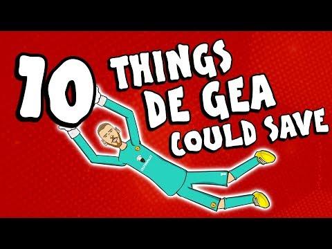 🧤10 THINGS DAVID DE GEA COULD SAVE🧤 (Spurs vs Man Utd 0-1 Parody Rashford) Mp3