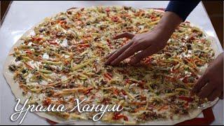 Попробовав раз это узбекское блюдо, вы будете готовить его всегда! Ленивые МАНТЫ - УРАМА ХАНУМ!