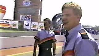 LIZZARD RACING--Big Willie beats Hoover