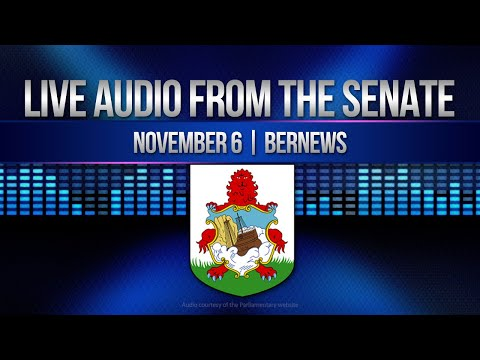 November 6 | Audio Of Morning In The Senate | 2019