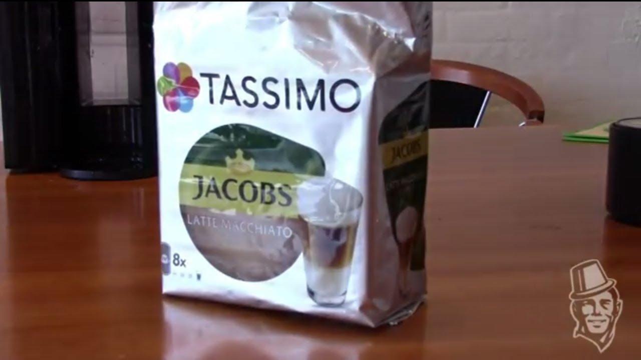 Jacobs - Latte Macchiato Classico For Tassimo
