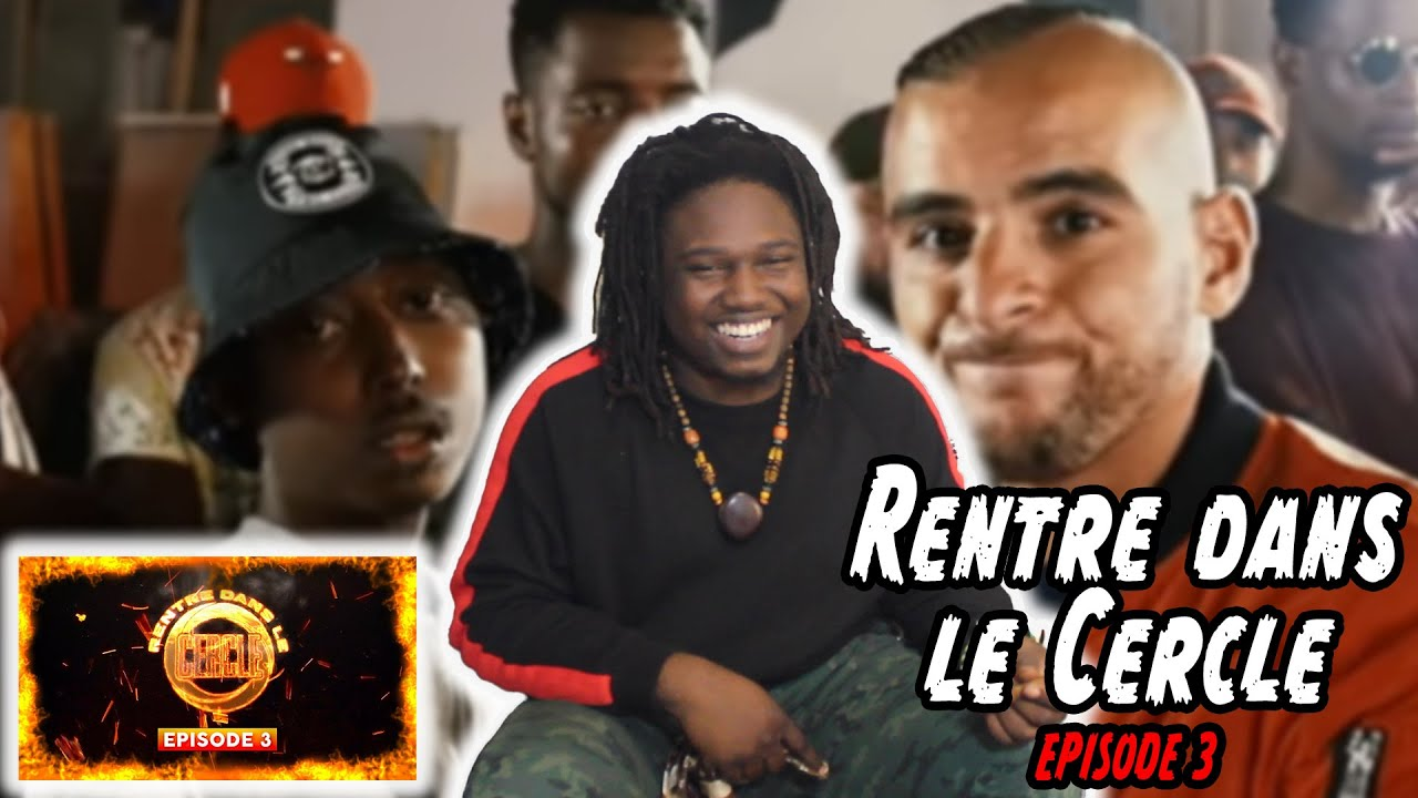 Rentre dans le Cercle - Episode 3 (Medine, Guizmo, Kofs, MRC...) I Daymolition | FRENCH RAP REACTION