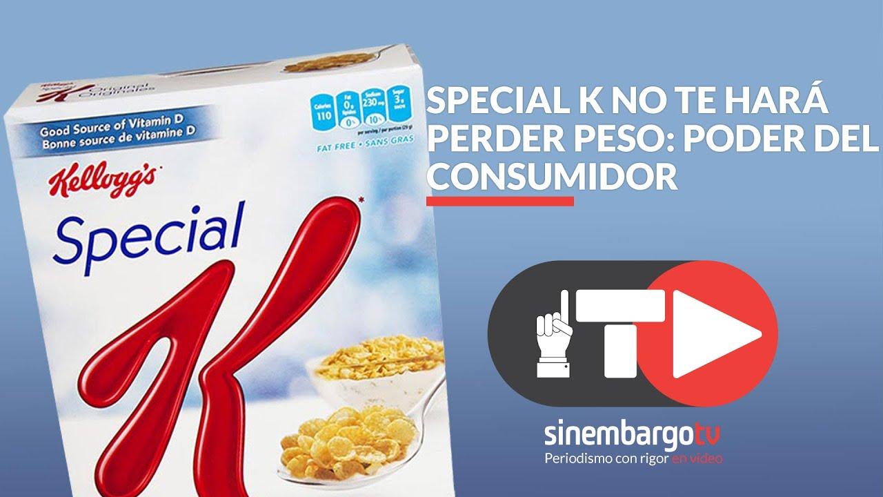 Kellogg special k cereale pentru pierderea in greutate  