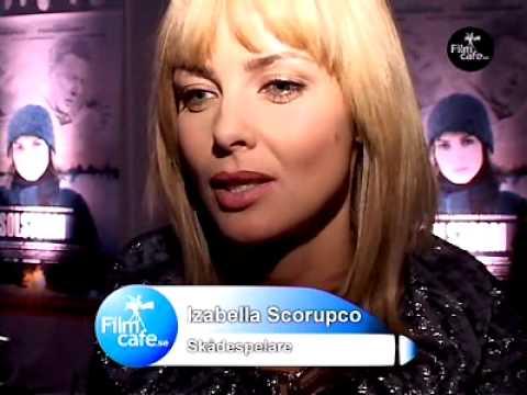 Vi pratar med Izabella Scorupco