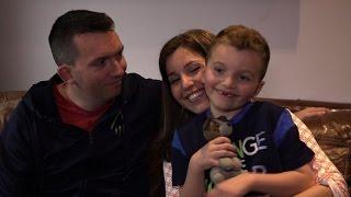 Transgenre à 7 ans, le défi d'une famille américaine