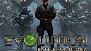 Эволюция: Битва за Утопию. Убийство Турели Доминион
