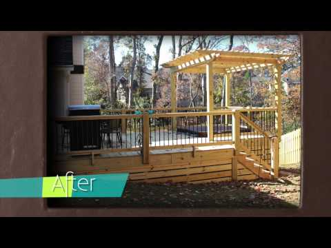 East Cobb Contractor Video Testimonial-Atlanta Curb Appeal-Before and After