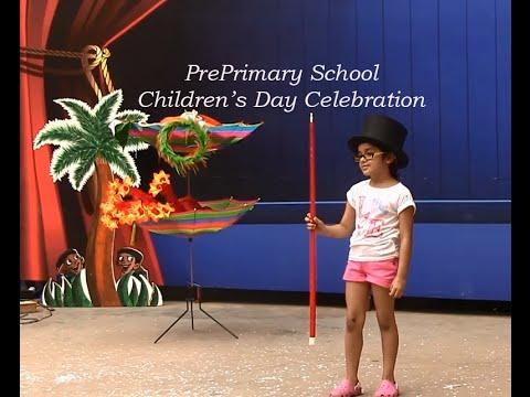 Delhi Public School Surat Pre Primary School Children's Day Celebration - 2014