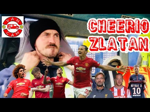 VanCam™️: Cheerio Zlatan | Was Mourinho Right to Publicly Criticise Luke Shaw? | Sanchez Tired? 🤔 |