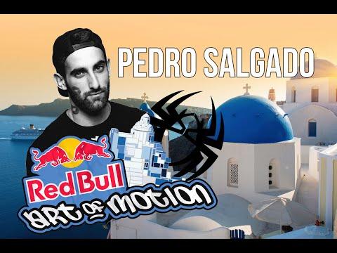 Red Bull Art of Motion Submission 4K - Pedro Salgado 2016 (Portugal)