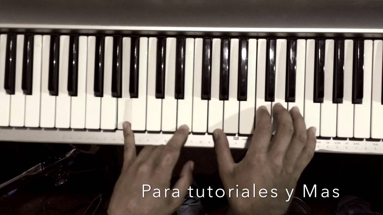 Let it rain piano tutorial youtube let it rain piano tutorial hexwebz Images