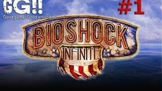 Прохождение BioShock Infinite (1 часть, miker)