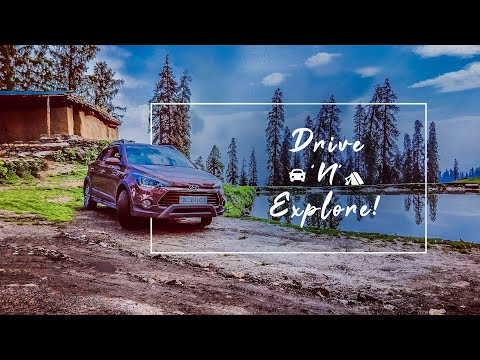 Drive N Explore Trailer | It's all about travelling!