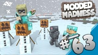 Minecraft: INDUSTRIAL REVOLUTION! - Modded Madness #63 (Yogscast Complete Pack)