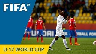 Video Gol Pertandingan Chile U-17 vs Nigeria U-17