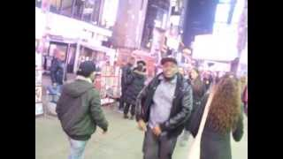 R-KELLY - Cookie (like an oreo) times square
