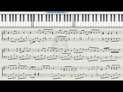 How to play  Tears in Heaven  -  Eric Clapton  on the Piano