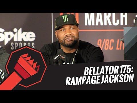 Rampage Jackson Fat