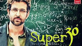 Super 30 trailer |2018| Hrithik Roshan upcoming movie latest Anand Kumar