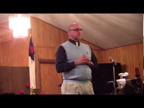 02 04 2014 Sermon by Randy Crudgington