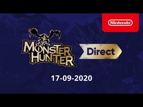Monster Hunter Direct (17-09-2020)