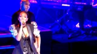 HQ: Brandy Performs I Thought, Afrodisiac, Who Is She 2 U & More in Sydney, Australia