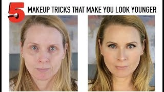 5 MAKEUP TIPS THAT MAKE YOU LOOK YOUNGER | skip2mylou
