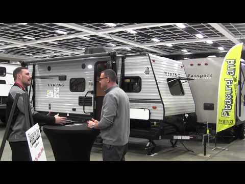 Around the Town: Camp and Travel Expo Fills River's Edge [VIDEO]