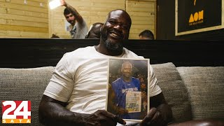 EXCLUSIVE Shaquille O'Neal: 'I loved Dražen Petrović'