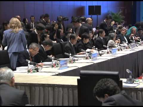 Opening of the 2014 APEC Ministerial Meeting 11/7/2014