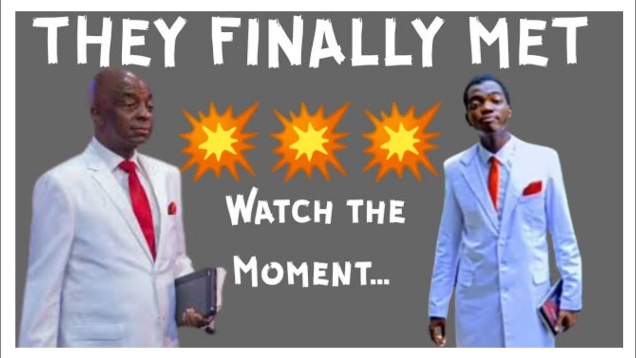 Download 🤯MEET THE MAN WHO CAN TALK LIKE BISHOP OYEDEPO, SON OF PROPHET MINISTERS IN SHILOH 2020 🔥 🔥