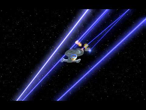 What The Kazon REALLY Would Have Done Against Voyager (Bridge Commander in HD)
