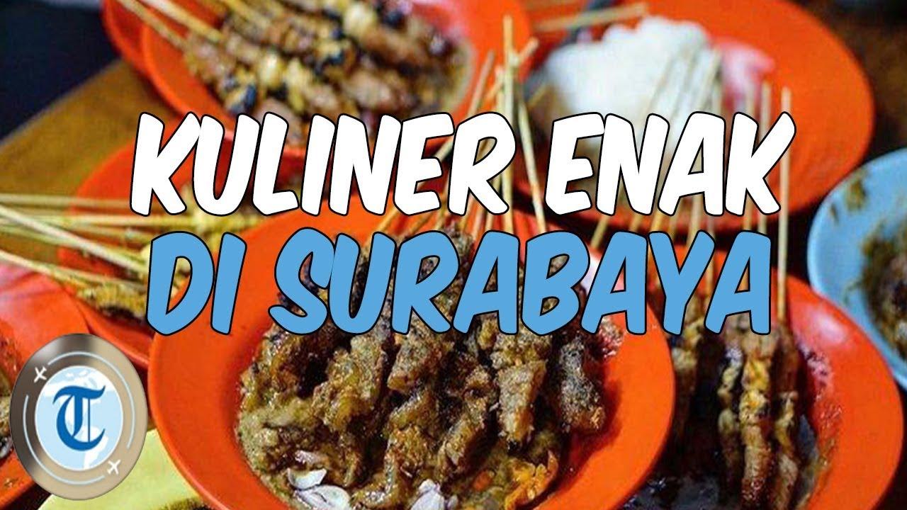 9 Menu Sarapan Dan Makan Siang Enak Di Surabaya Cicipi Rujak Cingur Hingga Sate Klopo