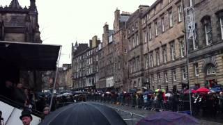 Edinburgh Remembrance Day Parade 2010
