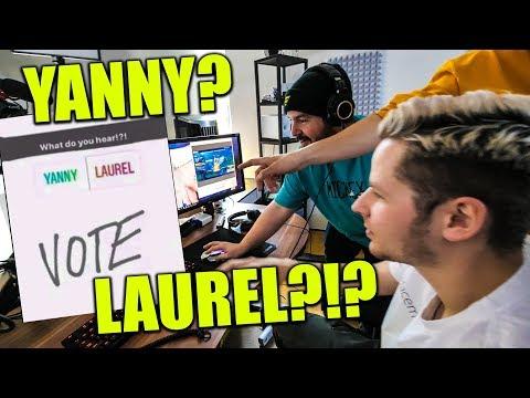 Yanny oder Laurel? Was hörst DU!