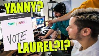 Hörst du Yanny oder Laurel? (UFO EDITION)