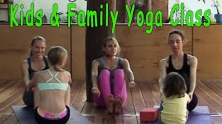 Yoga for Kids  / Family Yoga with Annie Marks - Kids Yoga 2015(Yoga for Kids / Family Yoga with Annie Marks - Kids Yoga 2015. Join LA based yoga teacher Annie Marks for 20 minutes of playful, lively kids yoga class that's ..., 2015-08-13T21:57:40.000Z)